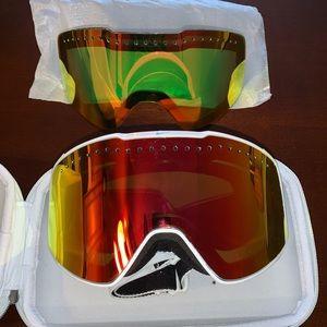 Nike ski goggles